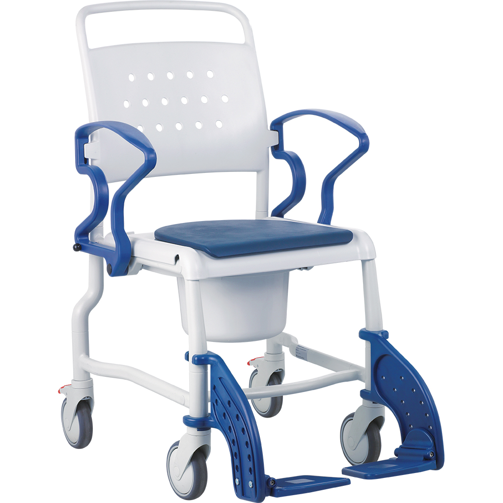 Кресло-стул с санитарным оснащением Rebotec Бонн