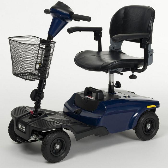 Кресло-коляска скутер электрическая для инвалидов